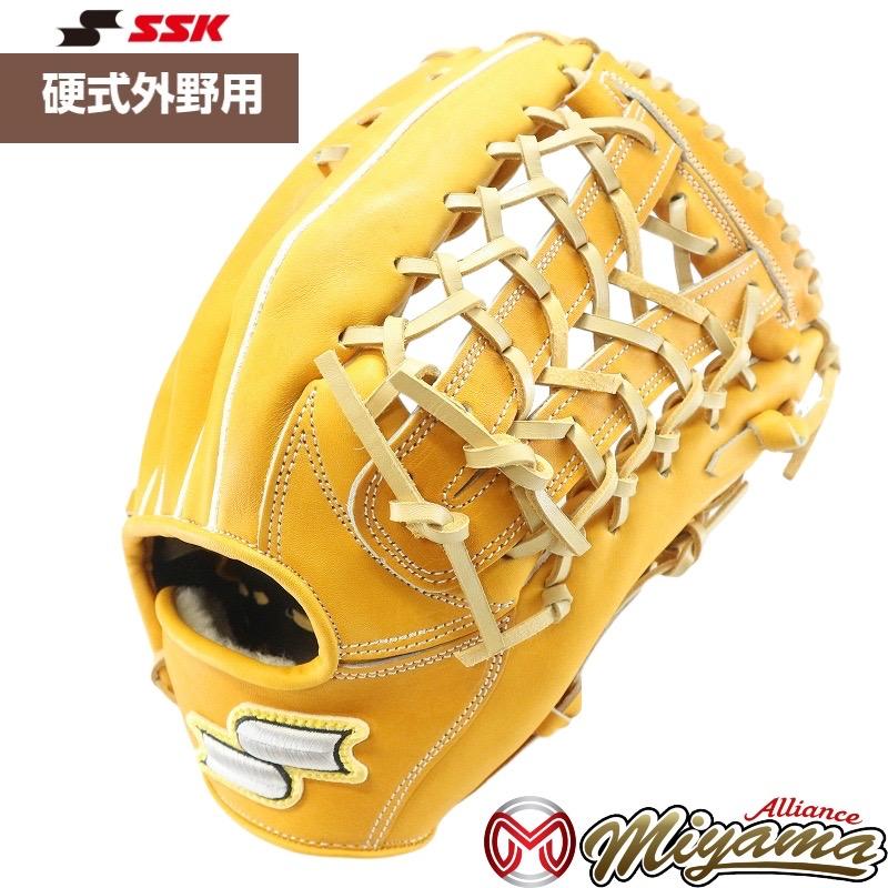 SSK 217 エスエスケイ 外野用 硬式グローブ 外野手用 グラブ 野球 グローブ 外野用 海外 軟式 グローブ ソフト M号 M球 使用可能