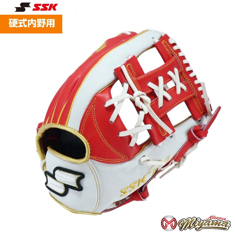 SSK 24 エスエスケイ 内野用 硬式グローブ 内野手用 グラブ 野球 グローブ 内野手 海外