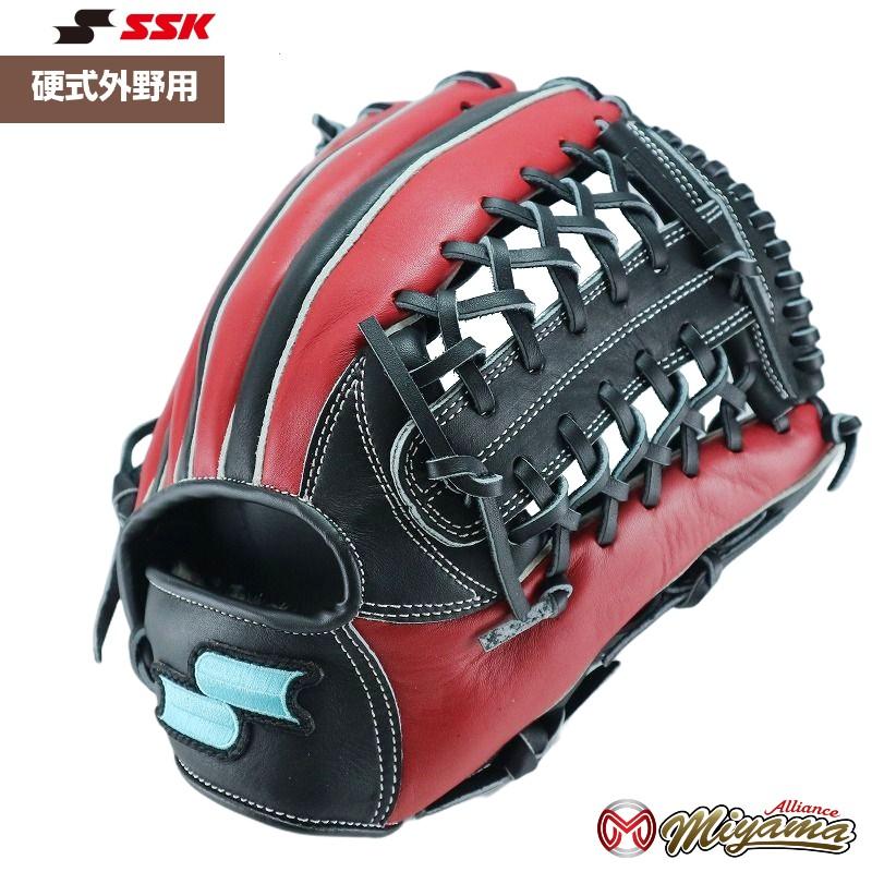 SSSK 170 エスエスケイ 外野用 硬式グローブ 外野手用 グラブ 野球 グローブ 外野用 SK170