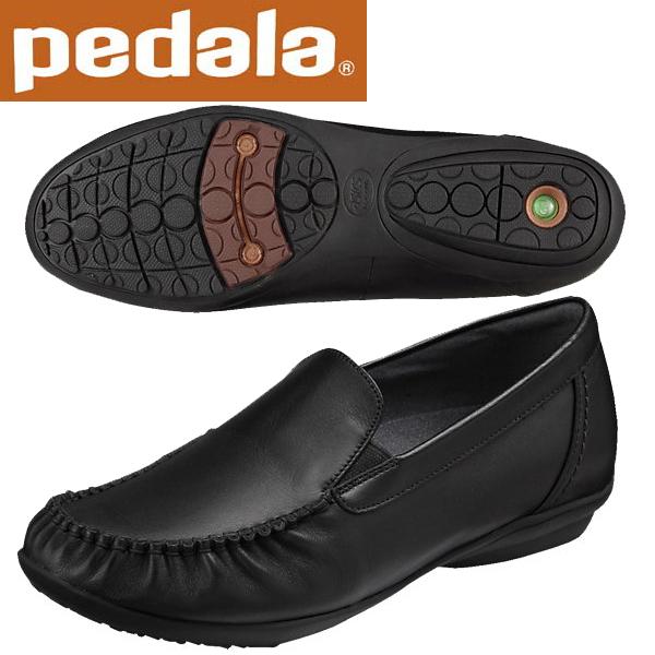 ASICS pedal walking shoes Womens pedala WP764P90 black