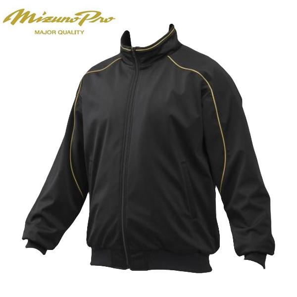 ブラック 12JE9G2409 送料無料 野球ウェア グラウンドコート ミズノプロ