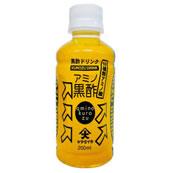 米黒酢とハチミツを加えたとても飲みやすいストレートタイプ アミノ黒酢 200ml 10P03Dec16 定価 15本セット 10%OFF