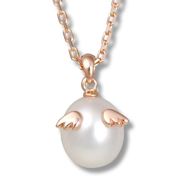 パールネックレス 天使の卵862PK
