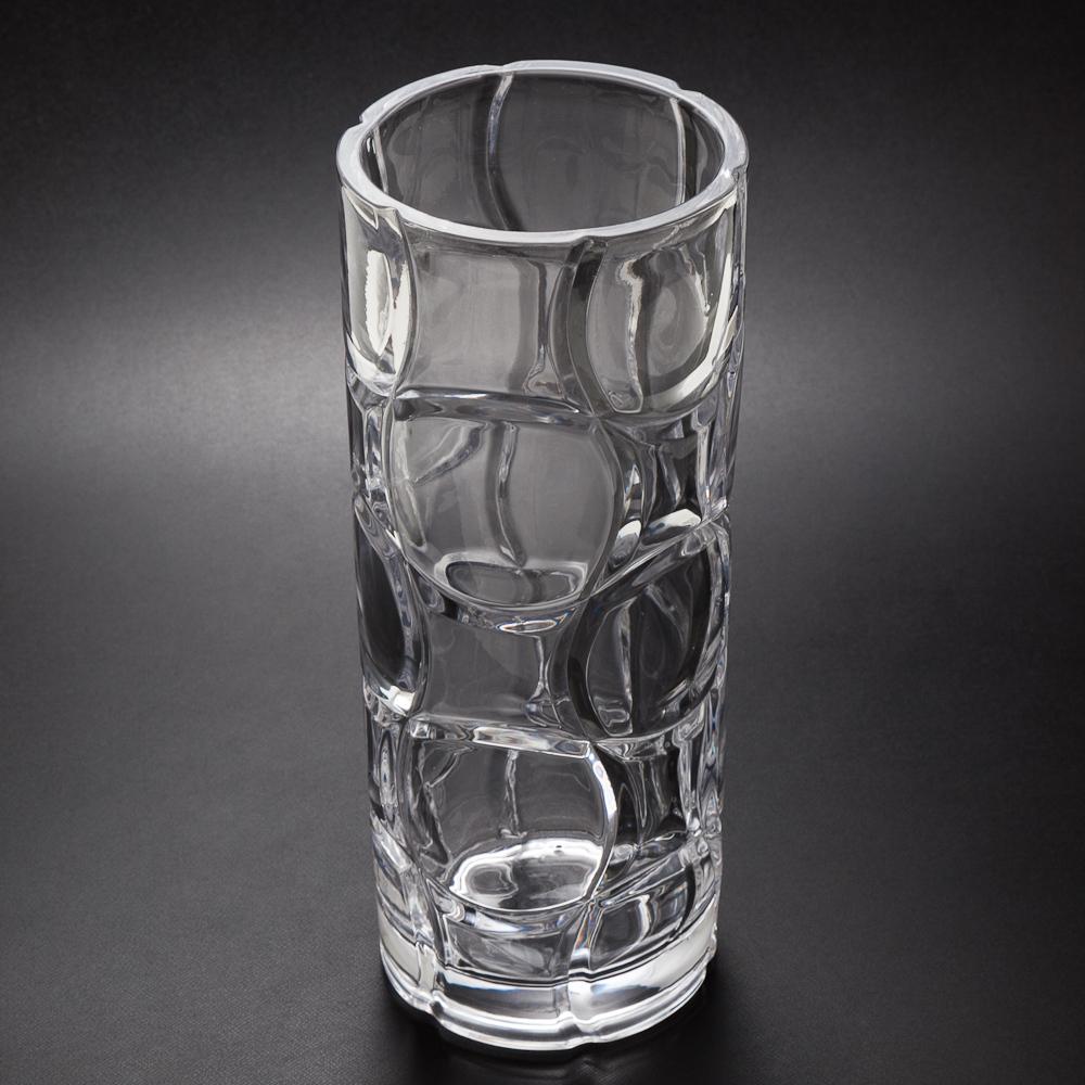 ガラス花瓶 クリア フラワーベース 小