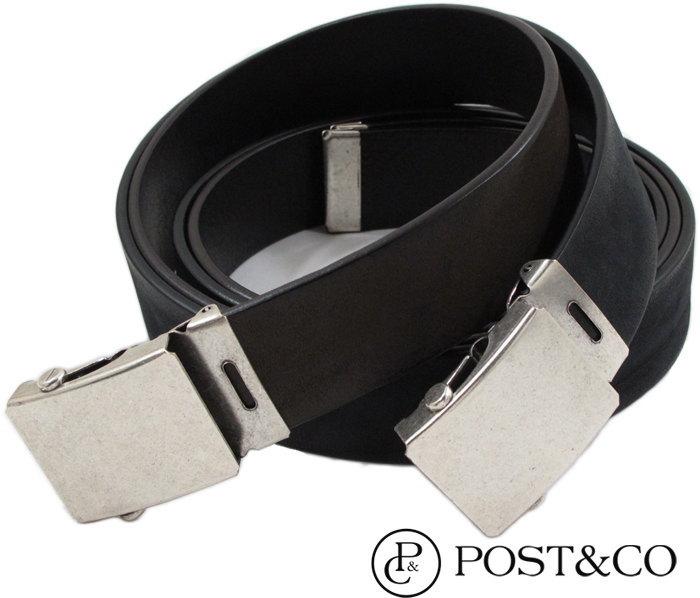 POST&CO/ポストアンドコー Leather Belt/レザーガチャベルト/GIベルト Art:LCR109