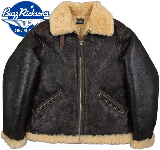 "BUZZ RICKSON'S/バズリクソンズ JACKET, FLYING, INTERMEDIATE Type B-6 ""BUZZ RICKSON CLO CO."" A.C. CONTRACT NO.42-18283-P 1942MODEL/BR80415"