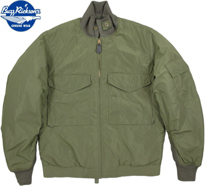 """BUZZ RICKSON'S/バズリクソンズ Jacket-Suits,Flying,Winter Type J-WFS WEP""""BUZZ RICKSON MFG. CO.,INC""""1972 MODELLot/BR13880"""