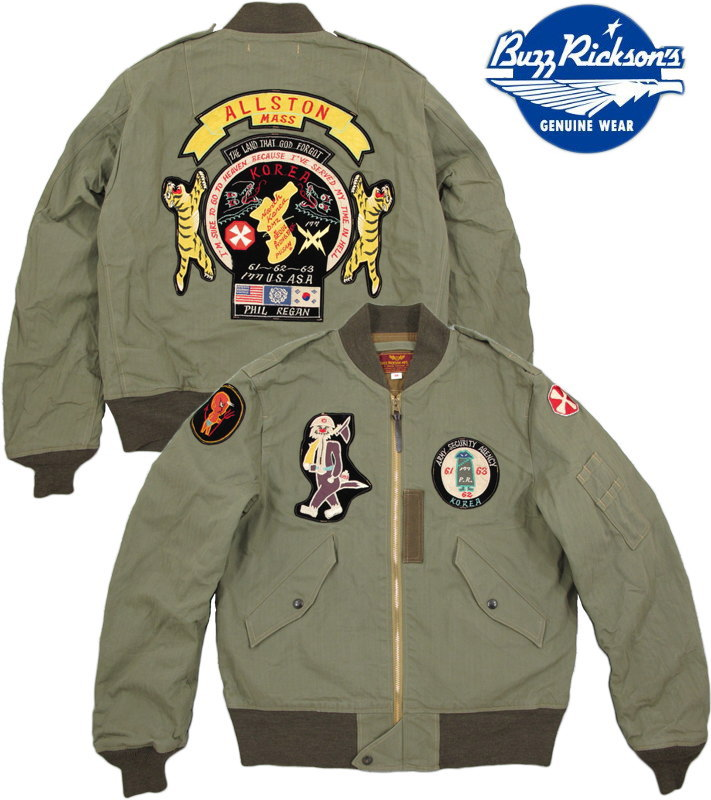BUZZ RICKSON'S/バズリクソンズ Jacket, Flying, Light Type L-2