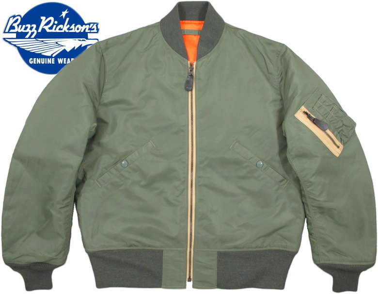 BUZZ RICKSON'S/バズリクソンズ Jacket, Flying, Light Type L-2B