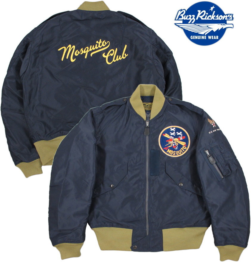 BUZZ RICKSON'S/バズリクソンズ Jacket,Flying,Light TYPE L-2A
