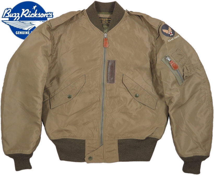"BUZZ RICKSON'S/バズリクソンズ Jacket Flying Man's Light Zone Type L-2""AMERICAN PAD & TEXTILE CO.""1950 MODEL タイプL-2ジャケット/Lot;BR14618"
