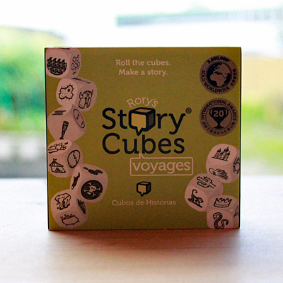 ルールを理解してきたお子さんへおすすめゲーム想像力を活性化 ローリーズ 秀逸 ギフ_包装 ストーリーキューブス 冒険編