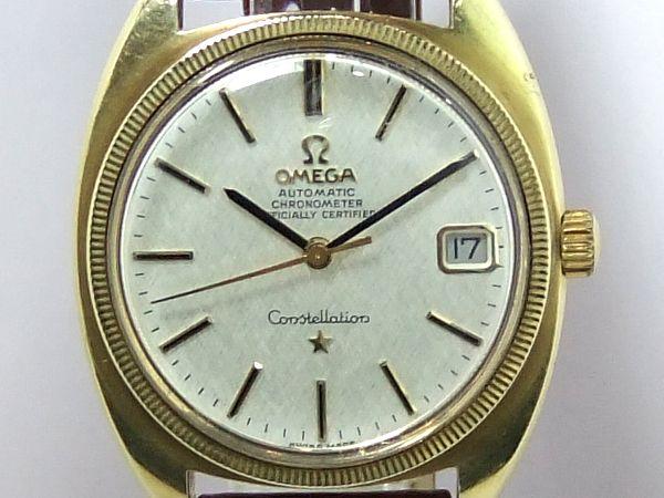 Omega Constellation mens