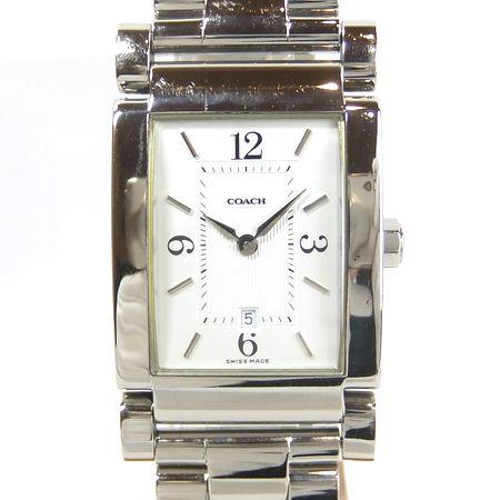 【質屋出店】【当店保証1年付】コーチ W514 メンズ 時計【中古】