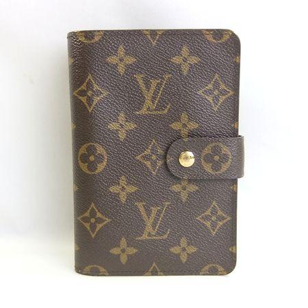 【質屋出店】ルイ・ヴィトン モノグラム ポルトパピエジップ M61207 2つ折財布【中古】