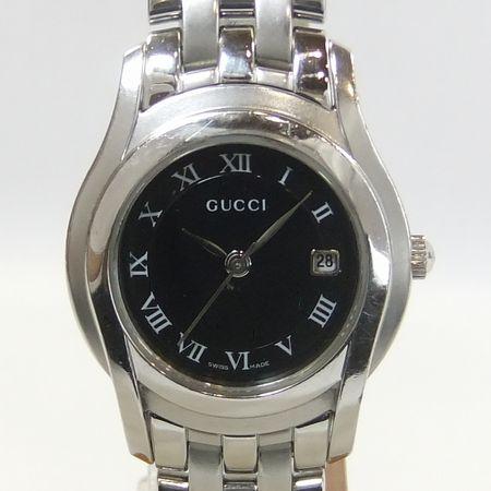 【質屋出店】【当店保証1年付】グッチ 5500L レディース 時計【中古】