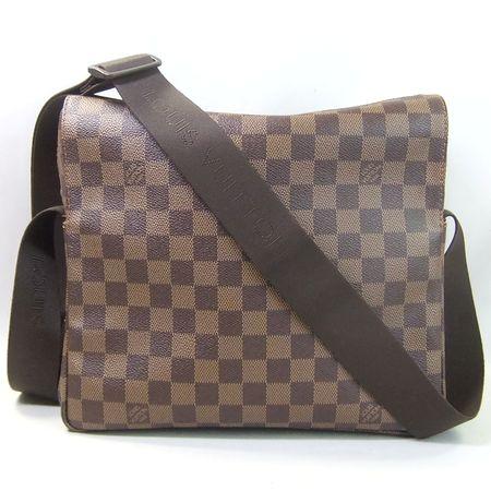 【質屋出店】ルイ・ヴィトン ダミエ ナヴィグリオ N45255 ショルダーバッグ 【中古】【新品同様】