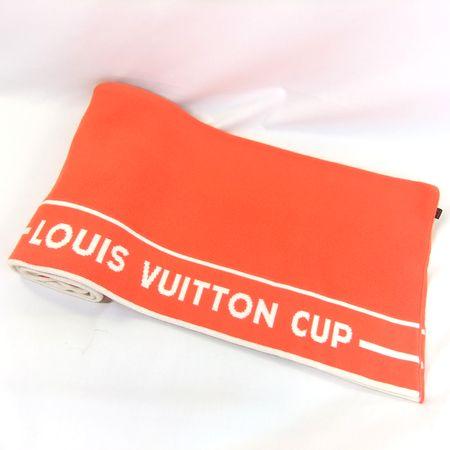 【質屋出店】ルイ・ヴィトン ルイヴィトンカップ 2003年マフラー【中古】