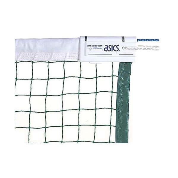 ★アシックス asicsポピュラータイプ硬式テニスネット 【11400K】【返品・交換不可】