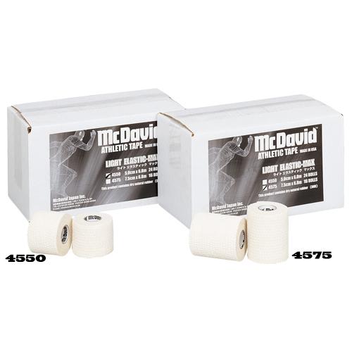 名作 【伸縮テープ(ソフトタイプ) 75mm】マクダビッド ライト Mc Davidエラスティック ライト 1箱(16本入)4575 エラスティックMAX 75mm 1箱(16本入)4575, ROOTWEB:8a7d3377 --- business.personalco5.dominiotemporario.com