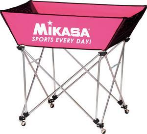 ミカサ MIKASAボールカゴ(大)【ネーム加工可】3点セット(フレーム・幕体・キャリーケース)【BC-SP-WL】