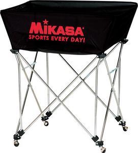 ミカサ MIKASAボールカゴ(中)3点セット(フレーム・幕体・キャリーケース)【BC-SP-WM】