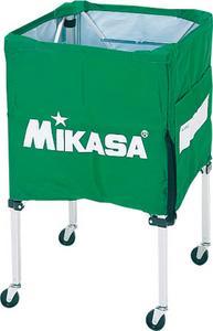 ミカサ MIKASAボールカゴ(小)【ネーム加工可】3点セット(フレーム・幕体・キャリーケース)【BC-SP-SS】