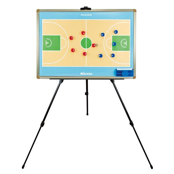 MIKASA ミカサバスケットボール特大作戦盤(三脚付) セット SBBXL※メーカーお取り寄せ商品です。