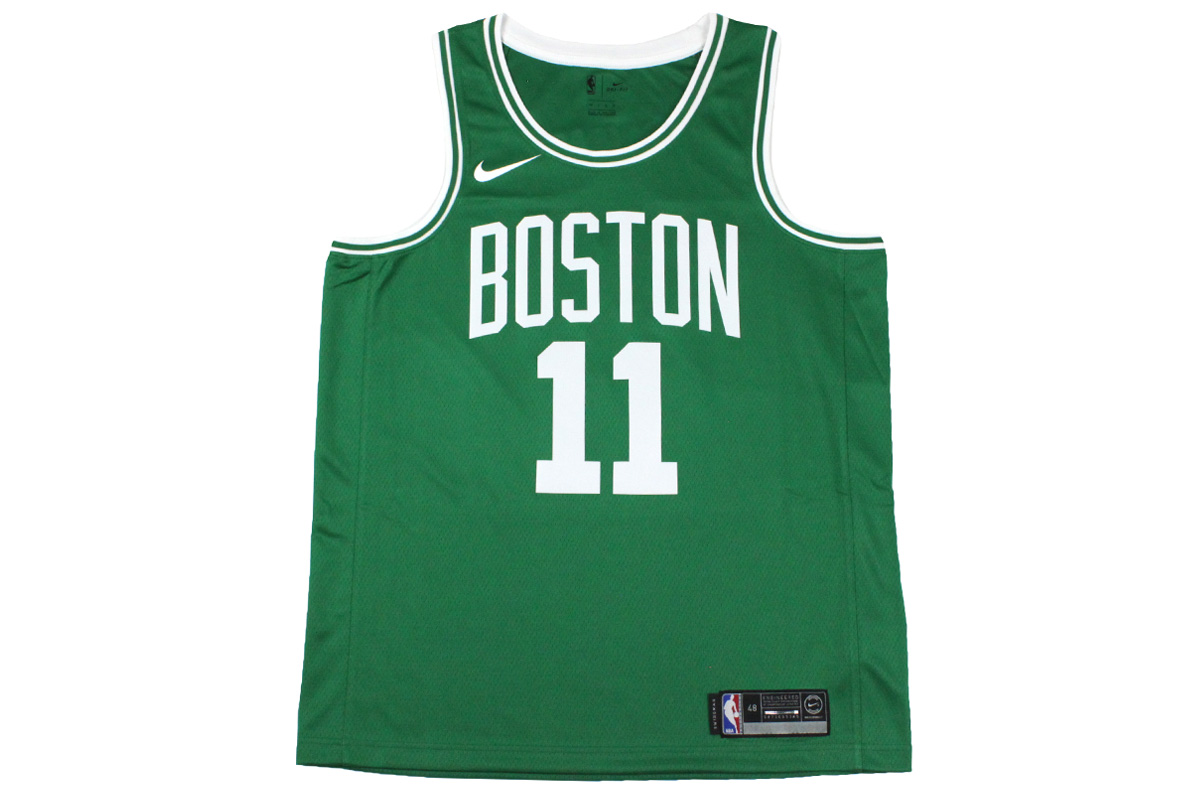 check out 59d05 b28e7 Nike NBA NIKE basketball uniform swing man road jersey Boston Celtics chi  Lee Irving #11 (clover)