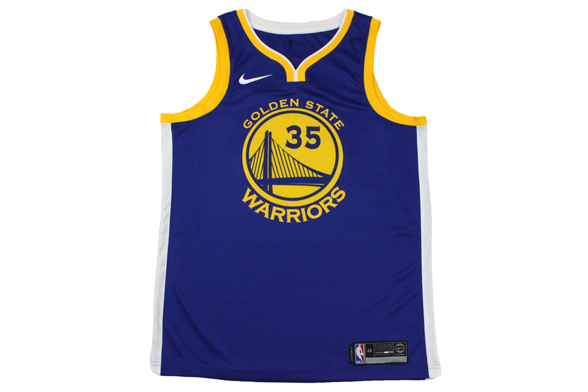 quality design 779bf c2ae4 Nike NBA NIKE basketball uniform swing man road jersey Golden State  Warriors Golden State Warriors Kevin Durant #35 (rush blue)