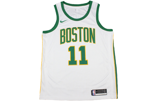 huge discount e4d8a 5849e Nike NBA NIKE basketball uniform Boston Celtics chi Lee Irving #11 swing  man jersey