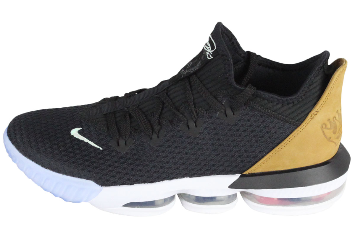 fabcf13948c Nike Revlon 16 low NIKE LEBRON XVI LOW (black   multicolored   white) 2019  ...