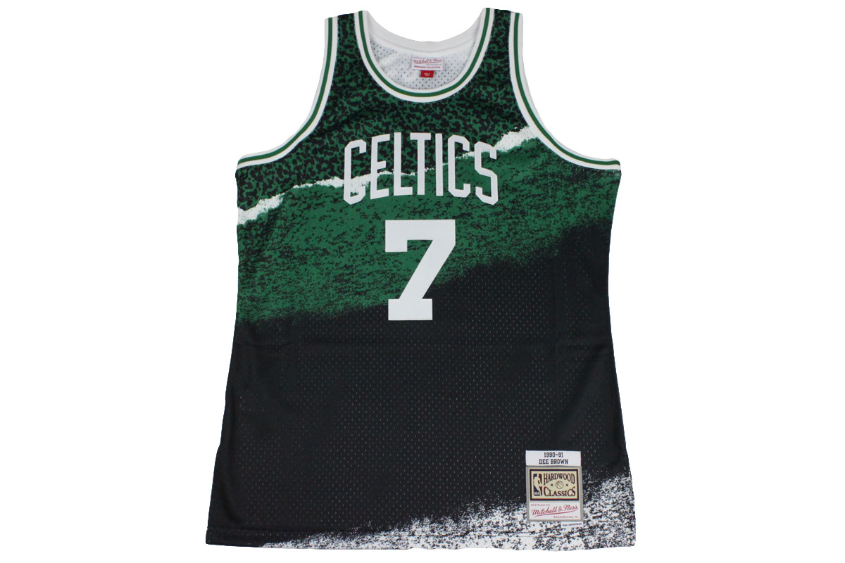 the latest 3f514 9ba49 Mitchel &ness Mitchell & Ness basketball uniform NBA all-star game 1991  dunk contest swing man jersey Boston Celtics #34 Dee Brown 20,520 yen →  10,260 ...