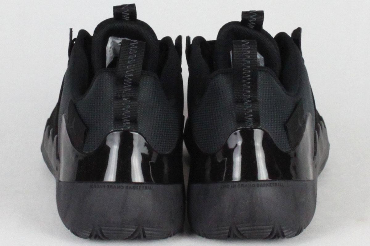 44a9b16aaa2 NIKE JORDAN ZOOM ZERO GRAVITY PF Nike Jordan zoom zero gravity PF (black    アンスラサイト   black) 2019 4 13