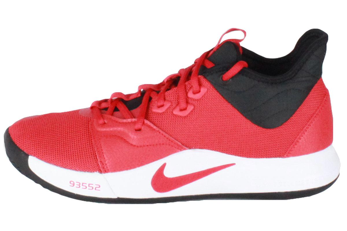 sports shoes 5c8d2 0c33c Nike NIKE basketball shoes PG3 EP ピージー 3 EP (UNIVERSITY RED/UNIVERSITY  RED-WHITE-BLACK) 14,040 yen → 7,020 yen