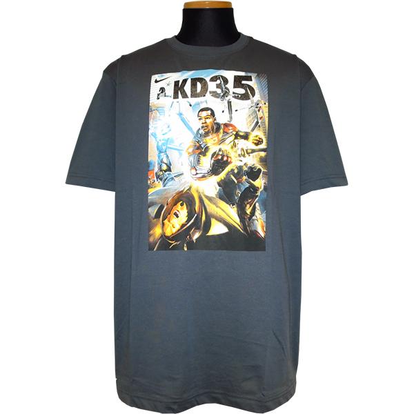 NIKE KD HERO TEE耐克KD英雄T恤(深灰色)
