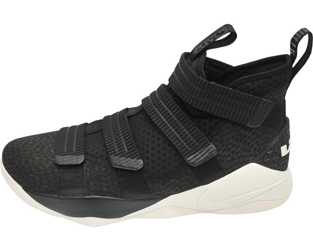 competitive price f2330 baaf4 Nike Revlon soldier 11SFG EP NIKE LEBRON SOLDIER XI SFG EP NBA LeBron James  Nike Japan regular account product (black   sail   laser blue)