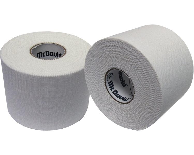 【非伸縮テープ】マクダビッド Mc Davidホワイトテープ ホワイトMAX 50mm 1箱(24本入)2550
