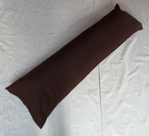 日本製 160x50cm 25%OFF ロングクッション ブラウンカバー付き 抱き枕 中身付き 抱き枕中身 セールSALE%OFF ブラウンカバー付 マタニティ 授乳 中綿3.3kg いびき防止 介護クッション 160x50cmロングクッション 妊婦
