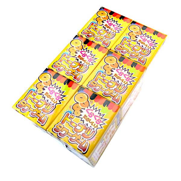 ドーナツタワーゲーム 6個セット×100(600個) 景品・イベント・催事・お祭り 代引き不可