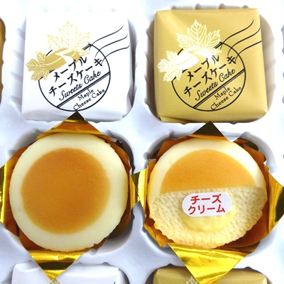 楽天市場】【ギフト】静岡発 街で見つけたメープルチーズケーキ 20個入り【卸価格】:みぞたオンラインストア楽天市場店