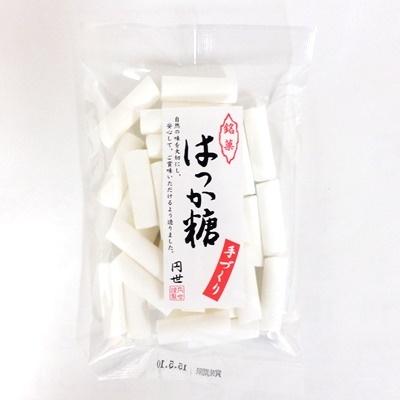 もっともスタンダードな白いはっか糖 卸価格 関口製菓 爆買い新作 平袋 新作通販 130g はっか糖