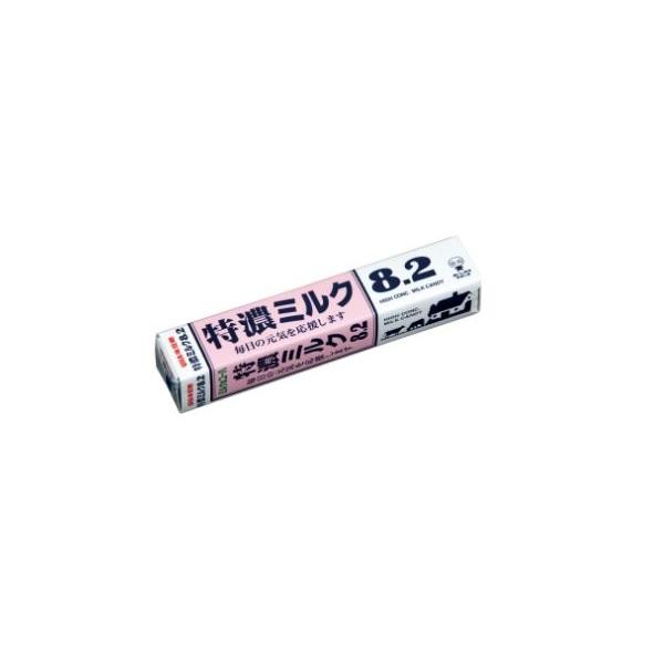 特濃ミルク8.2 キャンデー スティック 10本入り12BOX UHA味覚糖 特価