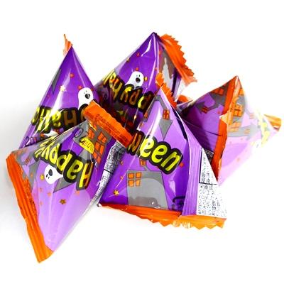 【特価】ハロウィン テトラパック 大量3000個 ミルク味小粒チョコ入り オリオン 卸特売【代引き不可】【キャンセル不可】 9月2日出荷予定 予約品