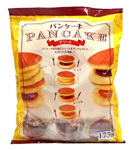 パンケーキ食べたい パンケーキアソート 175g×120袋 天恵 代引き発送不可