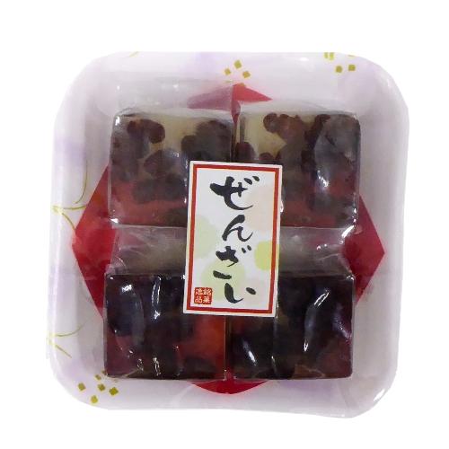 【特価】銘菓逸品 ぜんざい 4個入×42パック 和菓子