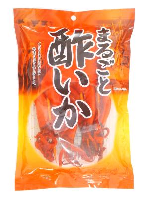 よっちゃん まるごと酢いか(徳用袋)まるごと4本入り×40袋(160本)