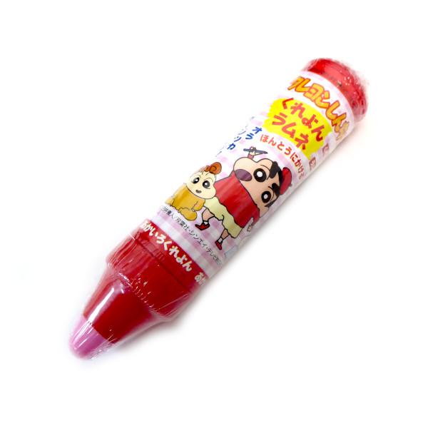 【特価】オリオン クレヨンしんちゃん くれよんラムネ 12個入り8BOXタオバオでも人気【駄菓子】