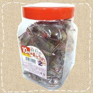 ダイドーの味こうめ(1袋2個入)100袋入×32ポット 熱中症対策に熱中症対策にも塩分補給に【代引き不可】