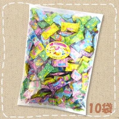 【業務用】1キロ入り 星占いキャンディー 10袋【大加製菓】1袋約390粒前後入り
